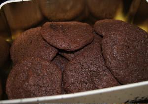 Schoko-Fudge-Cookies