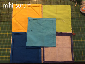 4 Quadrate platzieren