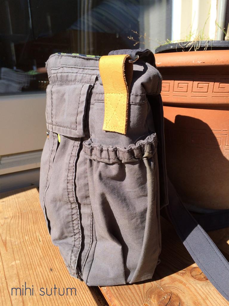 Cargotasche Seitentasche