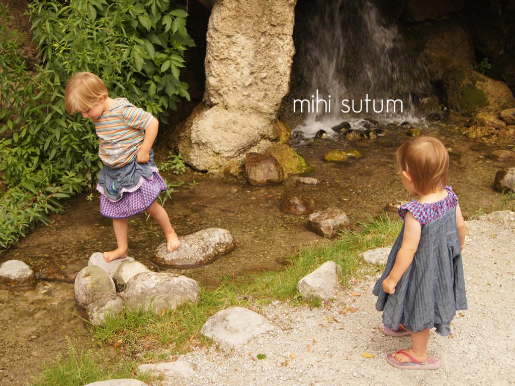 Tierpark Hellbrunn wasser beide