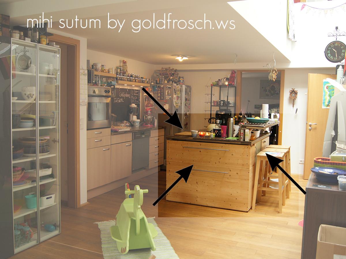 einrichten und wohnen goldfrosch. Black Bedroom Furniture Sets. Home Design Ideas